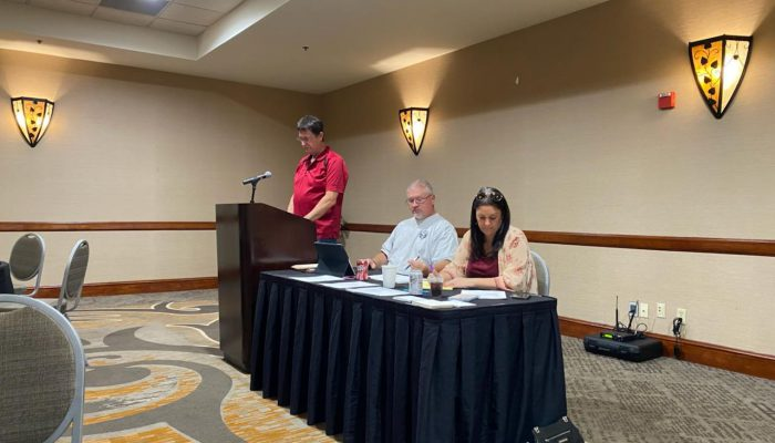 CWA Local 7270 State Union Meeting was held